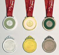 Олимпийские медали. Пекин.