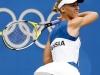 Елена Дементьева - Олимпийские игры в Пекине