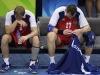 Поражение российских волейболистов в Пекине