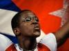 Дайрон Роблес - Олимпийские игры в Пекине - бег с барьерами