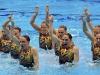 Сборная России по синхронному плаванию - олимпийские чемпионы 2012 года