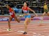 Наталья Антюх - бег на 400 метров с барьерами