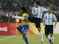 Аргентина-Бразилия, Пекин-2008