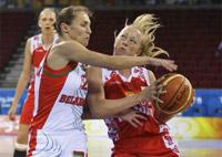 Баскетбол. Россия-Белоруссия