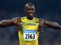 Усейн Болт - Олимпийские игры 2012
