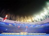 Закрытие Игр. Пекин