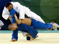 Олимпийские игры в Пекине. Дзюдо. 15 августа