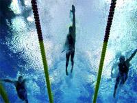 Плавание. Олимпийские игры в Пекине