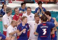 Волейбол. Россия-Германия