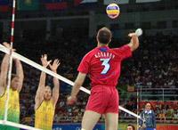 Волейбол. Пекин. Россия - Бразилия