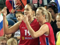 Россия. Баскетбол. Женщины. Пекин-2008