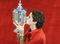 Федерер - US Open