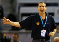 Олимпийский тренер