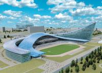 каким будет стадион в Измайлово