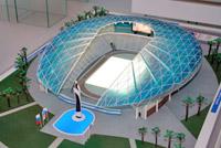 Проект стадиона в Сочи