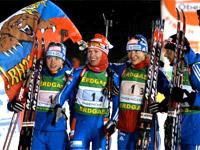 Четвертый этап Кубок мира по биатлону