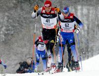 Кубок мира - лыжные гонки