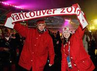 билеты на Олимпийские игры Ванкувер-2010