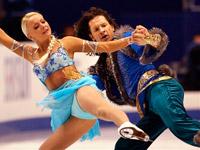 Чемпионат мира по фигурному катанию 2009 - состав сборной России