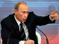 Владимир Путин про допинг
