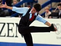 Чемпионта мира по фигурному катанию 2009 - одиночка мужчины