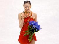 Ким Ю На - Чемпионат мира 2009