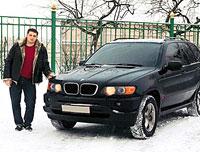 БМВ Хасана Бароева
