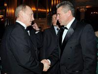 Бубка и Путин