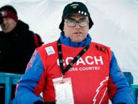 Логинов - лыжнве гонки