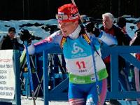 Мария Садилова - биатлон