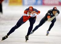 Конькобежный спорт - Олимпийские виды спорта