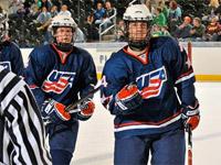 Хоккей США юниоры