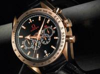 Олимпийские часы Omega