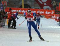 Лыжное двоеборье - Олимпийский вид спорта