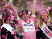 Денис Меньшов выиграл Джиро Италия