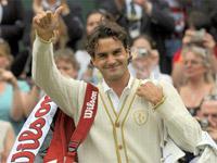 Федерер - Ролан Гаррос 2009
