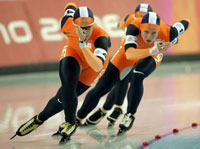 Зачем конькобежцы едут в Инцель?