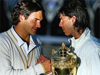 Надаль и Федерер