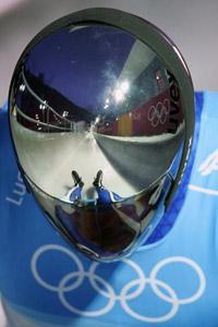 Санный спорт - Олимпийские виды спорта