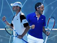 Федерер против Роддика