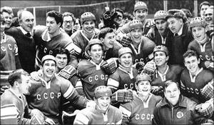 История российского хоккея