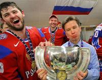 Тренер сборной России по хоккею