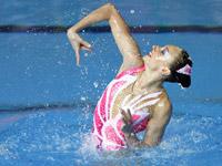 Ищенко - синхронное плавание