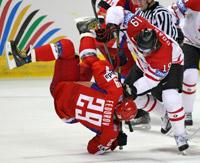 Хоккей правила игры