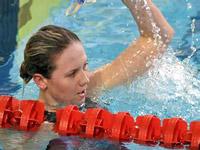 Зуева - плавание