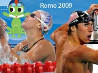 Лучшие спортсмены чемпионата мира по водным видам спорта 2009