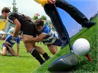 Гольф и регби-7 станут олимпийскими видами спорта