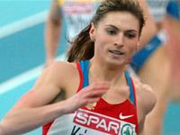 Антонина Кривошапка завоевала бронзу в беге на 400 метров