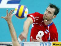 Сергей Тетюхин - волейбол
