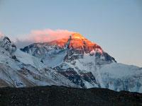 Заплыв на Эвересте